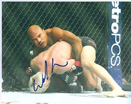 Autographed Wilson Reis UFC MMA 8x10 Photo w/ COA