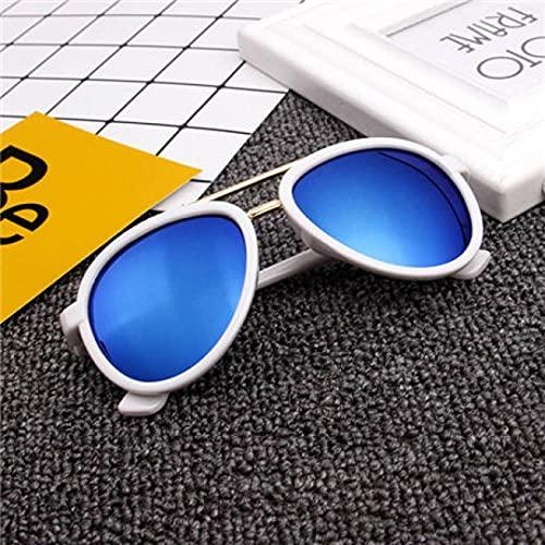 Gafas De Sol De Mujer,Bebé Niños Niños Gafas De Sol Estilo Piloto Niños Gafas De Sol Protección Uv400 Oculos De Sol Gafas Gafas De Sol Para Deportes Al Aire Libre, Conducción, Playa, Citas, Fies