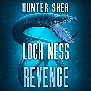 Loch Ness Revenge audiobook cover art