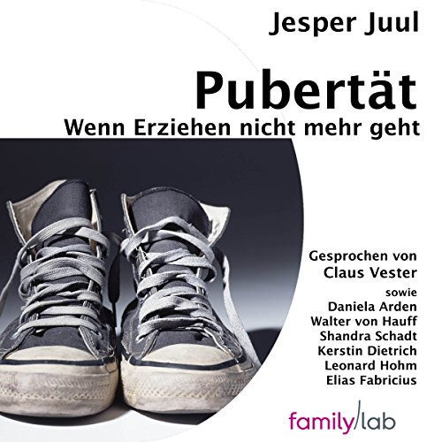 Pubertät audiobook cover art
