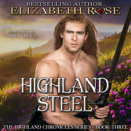 Highland Steel audiobook cover art