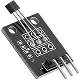AZDelivery KY-035 Modulo Sensore di Hall Magnetico Analogico compatibile con Arduino incluso un E-Book!