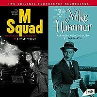 M SQUAD (邦題: シカゴ特捜隊M )/ MIKE HAMMER (邦題: 探偵 マイク・ハマー )