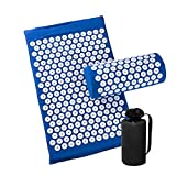 Best Acupressure Mats - Acupressure Mat and Pillow Set for Back/Neck Pain Review