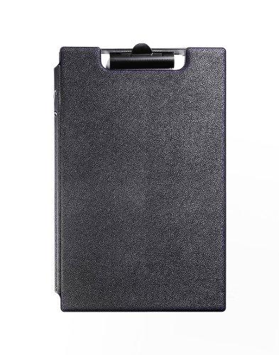 Durable 233201 Spezial-Blockmappe DIN A4+ (mit Einschlagblatt) schwarz