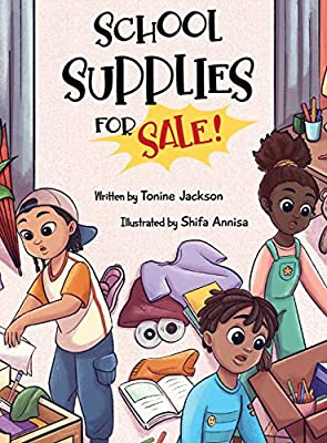 School Supplies for Sale from Tonine Jackson