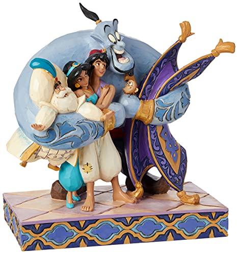 Disney, Figura de personajes de Aladín...