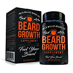 The 22 Best Beard Growth Vitamins and Supplements 2019