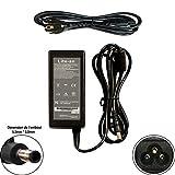 Lite-an Chargeur pour Samsung R530 RV510 NP-Q210 NP-Q30 NP-Q35 Q330 NP-S3511 Ordinateur PC Portable - Adaptateur d'alimentation...