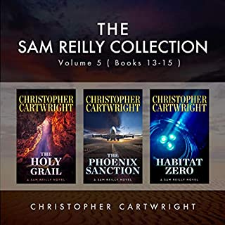 The Sam Reilly Collection, Volume 5 cover art
