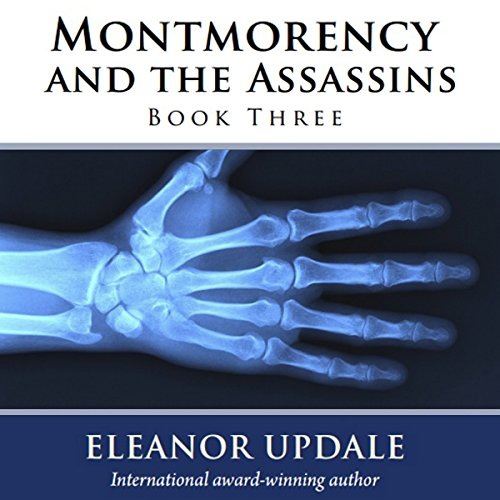 Montmorency and the Assassins audiobook cover art