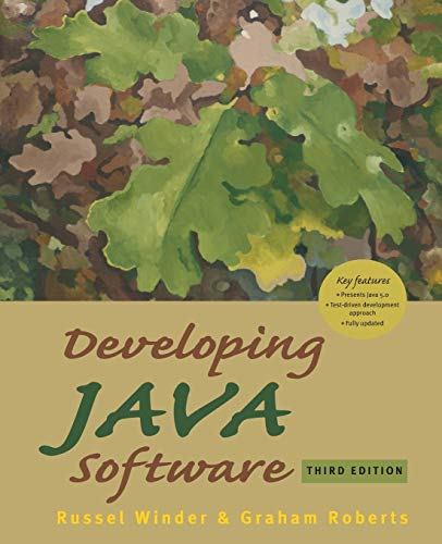 Developing Java Software (For Dummies)