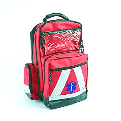 Basic Medical Supply BMS-129128rot Rescue Rucksack by Basic Medical Supply
