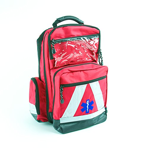 Basic Medical Supply BMS-129128 Rettungsrucksack rot