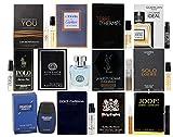 Best Cologne Samples - Designer Fragrance Sampler for Men - Lot x Review