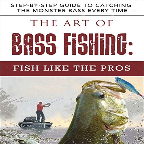 The Art of Bass Fishing Audiobook By C.L Wilson cover art