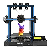 GEEETECH A10T Impresora 3D DIY Montaje rápido Impresora 3D de 3 colores mezclados con máquina 3D multifuncional