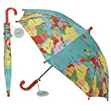 Parapluie pour enfant - décor 'World map' | Rex International