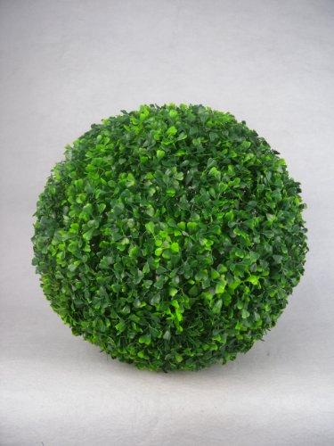DECOARTICIELLES Boule de buis 38 cm, Lot de 2, très Belle qualité !!!