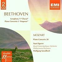 Symphony 9 / Piano Concertos by Beethoven