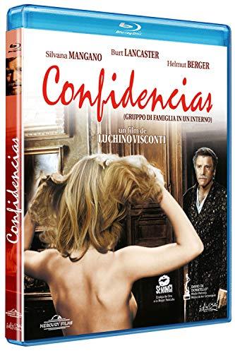 Confidencias [Blu-ray]