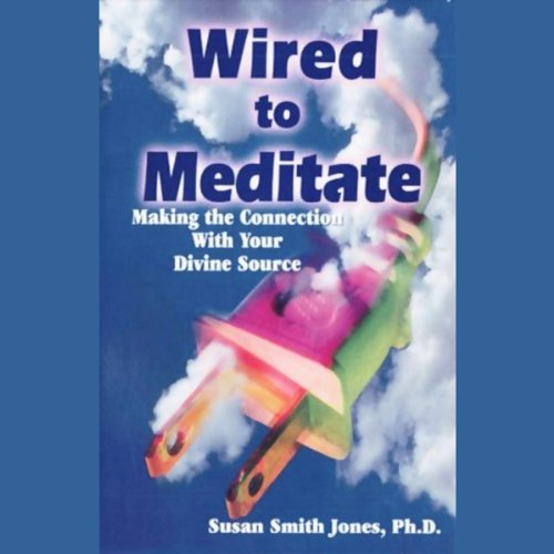 Wired to Meditate audiobook cover art
