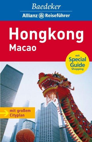 Baedeker Allianz Reiseführer Hongkong, Macao