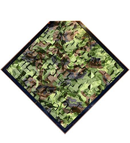 YUDEYU Im Freien Schattierung Schatten Tarnnetz Dschungel Sonnencreme Begrünung Versteckte Sich Tuch (Size : 10x10m)