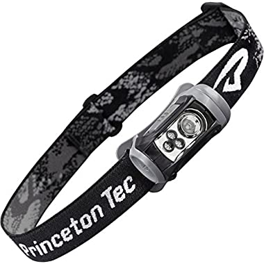 Princeton Tec Remix LED Headlamp (125 Lumens, Black)