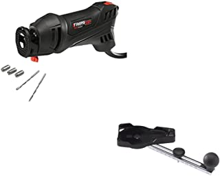 RotoZip SS355-10 120V Spiral Saw Kit 5.5 AMP w/ CRCT4 Circle Cutter Guide