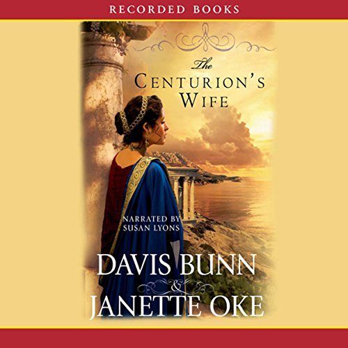 The Centurion's Wife audiobook cover art