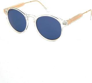 Dream/_mimi Unisex Vintage Eye Sunglasses Retro Eyewear Fashion Radiation Eyewear UV Protection Green