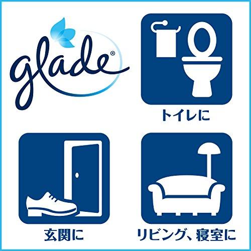 Glade(グレード)『ソリッドエアフレッシュナーエンジェルウィスパー』