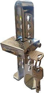 Auto Anti-Theft Car Brake Clutch Lock Safety Tool Steel Lock Auto Car Clutch Brake Lock