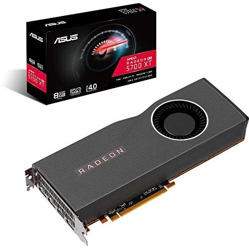 ASUS Radeon RX 5700 XT 8G RX5700XT Grafikkarte 8GB GDDR6, HDMI, 3x DisplayPort