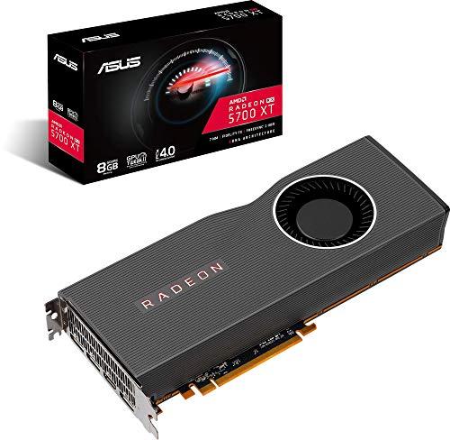 ASUS AMD Radeon RX5700 XT 8GB - Tarjeta grafica de 8 GB, DDR6, arquitectura...