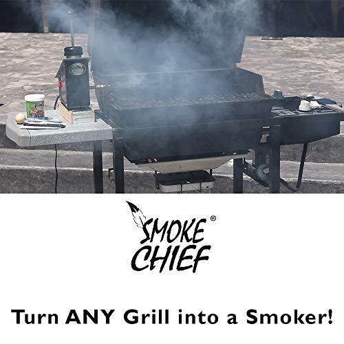 Smokehouse Products 9500-000-0000 Smoke Chief Cold Smoke Generator