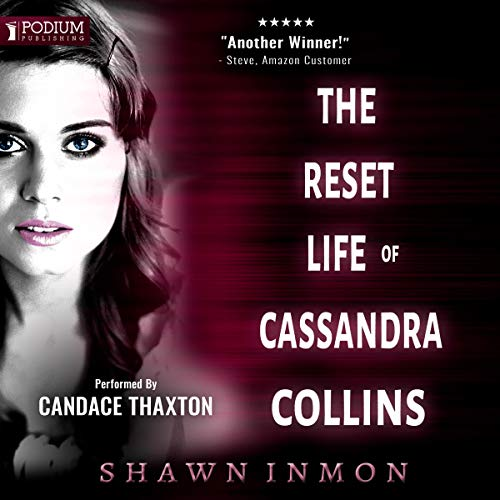 The Reset Life of Cassandra Collins cover art