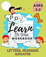 Learn to Write Workbook