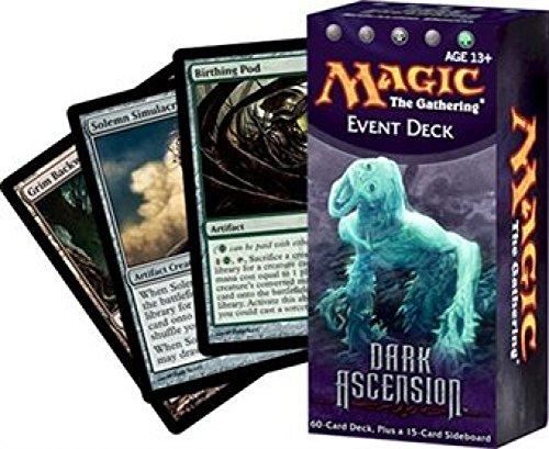 commercial Magic The Gathering Dark Ascension Sticker DKA Spiral Doom Event Deck top xyz monsters