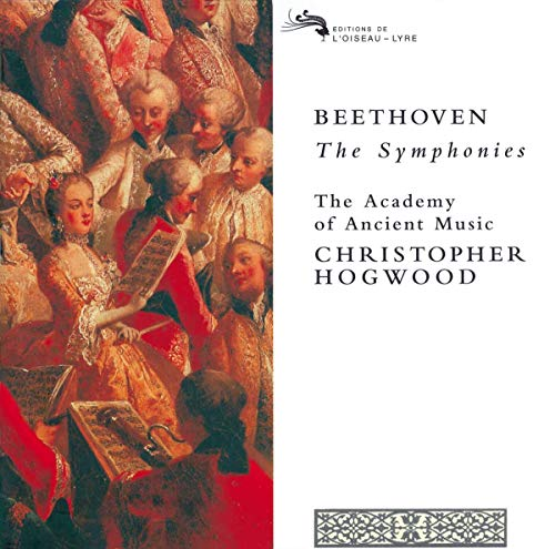 Beethoven: The Symphonies (1-9. Sinfonie Complete)