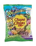 Chupa Chups Golosinas Margaritas , Con zumo de limón y aromas naturales - Bolsa de 175g