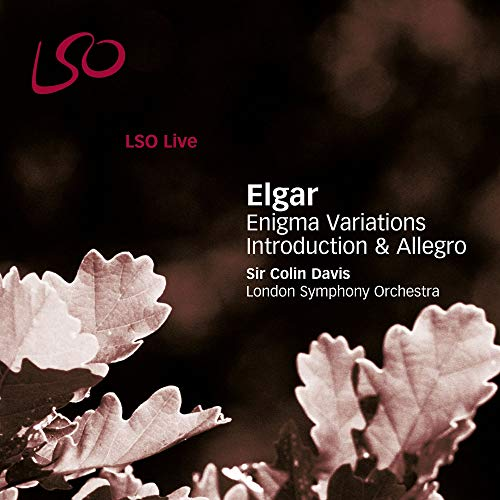 Enigma Variations, Introduction And Allegro For Strings