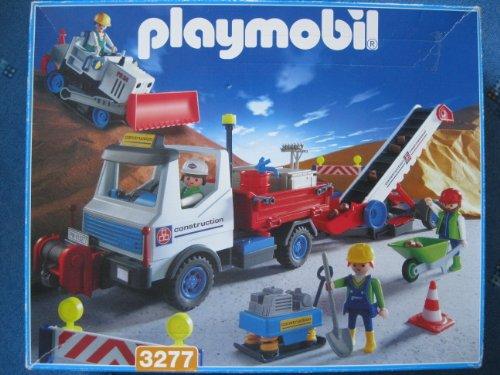 Playmobil Baustelle 3277