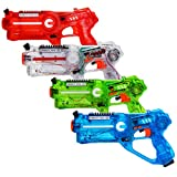 Dynasty Toys Four-Piece Laser Tag Set
