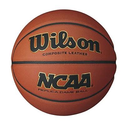 WNRBB Wilson Sporting Goods NCAA Replica Game Basketball