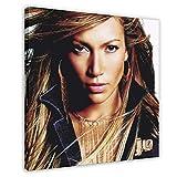 Jennifer Lopez Spielalbum, Poster auf Leinwand, Wandkunst,