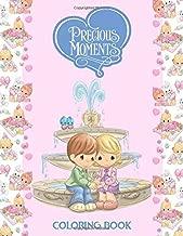 Precious Moments Coloring Book: Precious Moments Coloring Book Coloring Book For Kids Ages 4-8 With Unofficial Premium Images