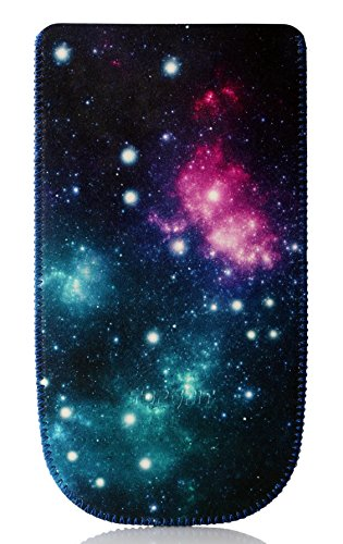 TopGrit Soft Carrying Case Compatible with Texas Instruments TI-84 / Plus CE Graphing Calculator, Galaxy Pattern Photo #9