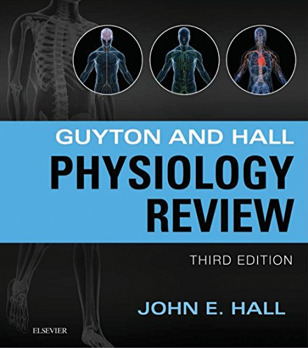Guyton & Hall Physiology Review E-Book (Guyton Physiology) (English Edition)